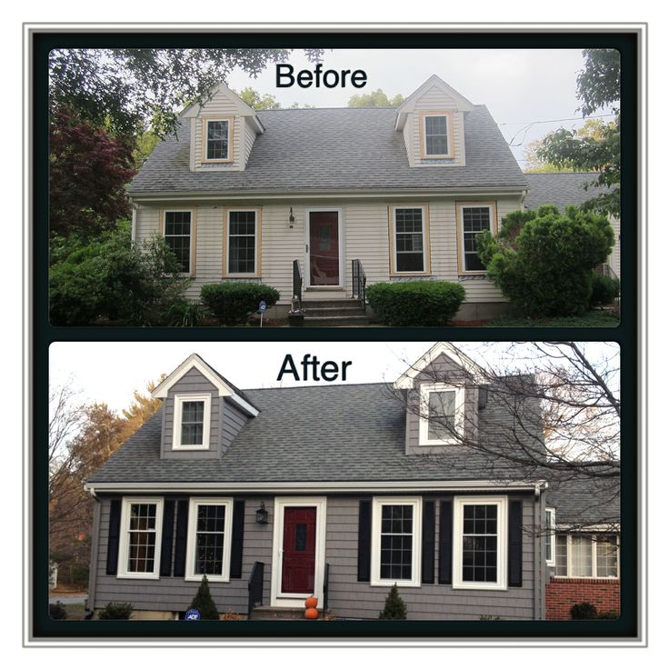 Vinyl siding eastern shore home improvement for Paint vinyl shutters